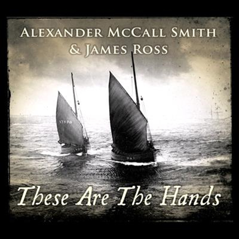 These Are The Hands | CD