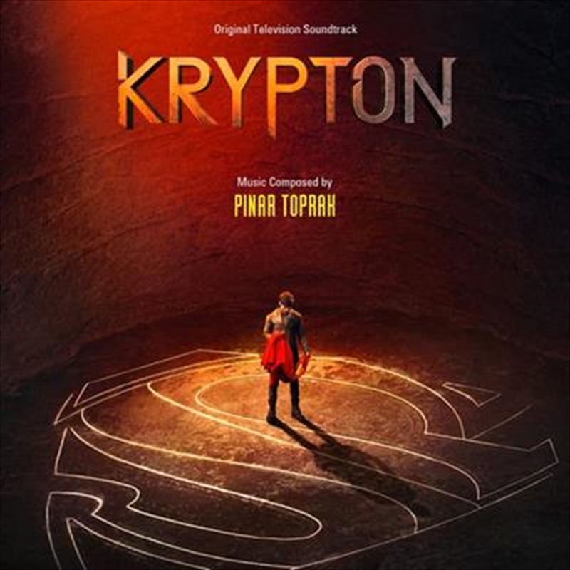 Krypton | CD