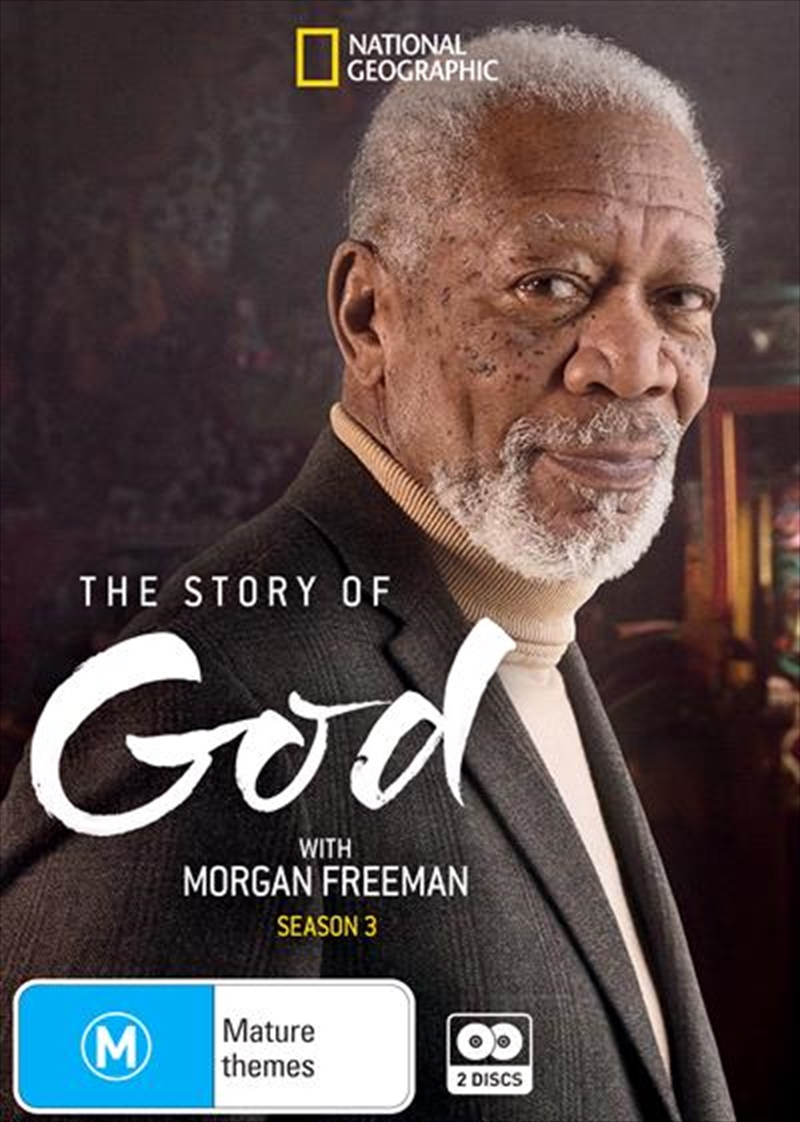 Story Of God With Morgan Freeman - Season 3, The | DVD
