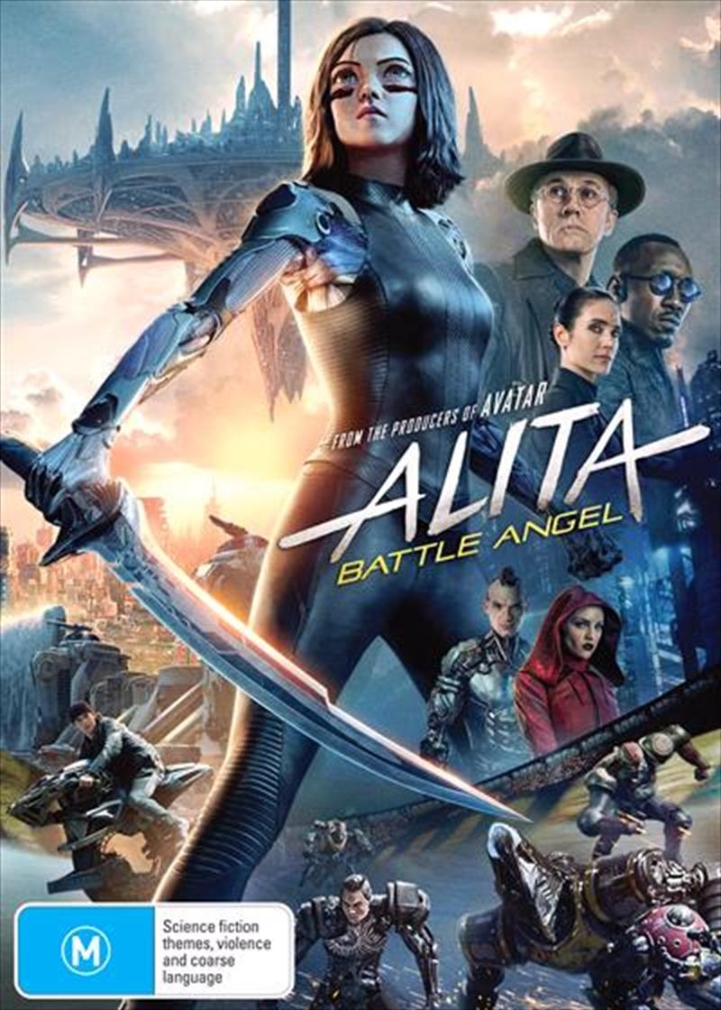 Alita - Battle Angel | DVD