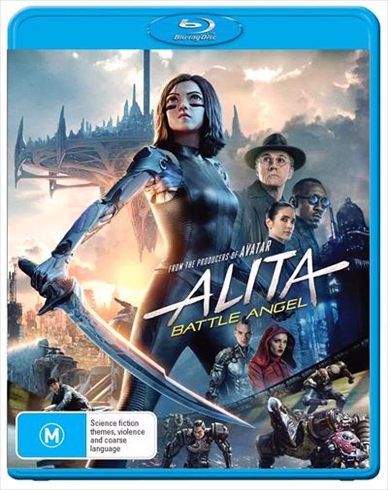 Alita - Battle Angel | Blu-ray
