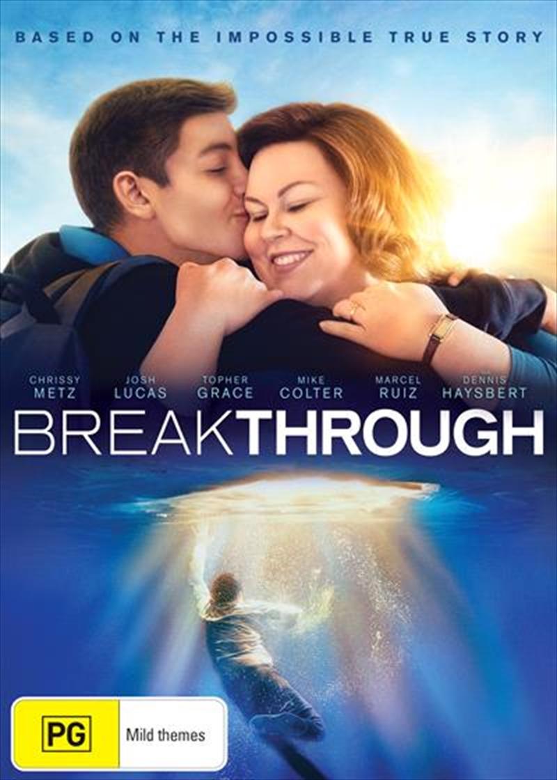 Breakthrough   DVD