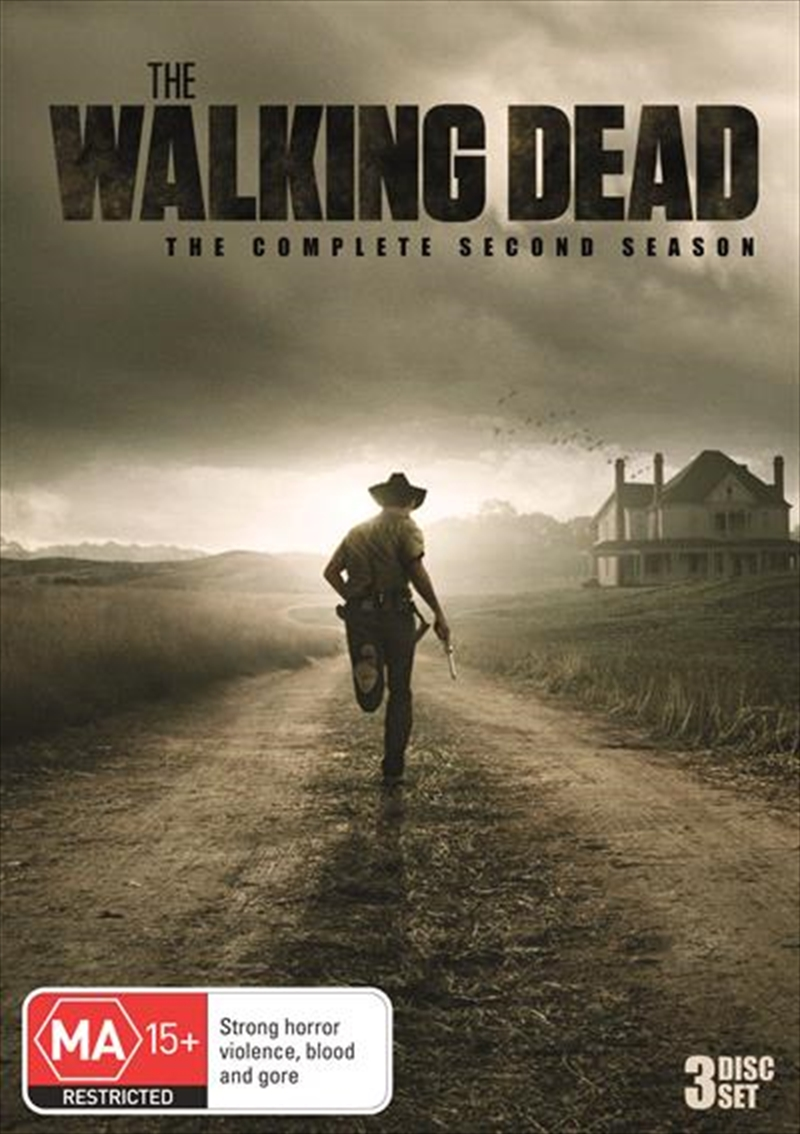 Walking Dead - Season 2, The | DVD