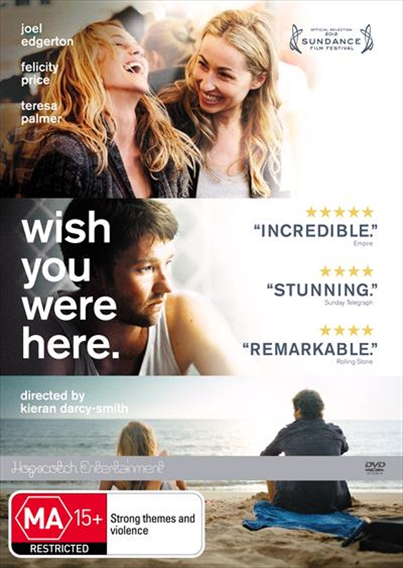 Wish You Were Here | DVD