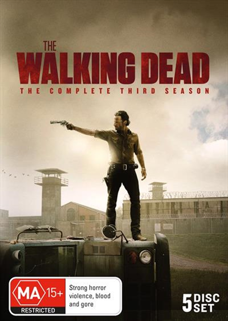 Walking Dead - Season 3, The | DVD