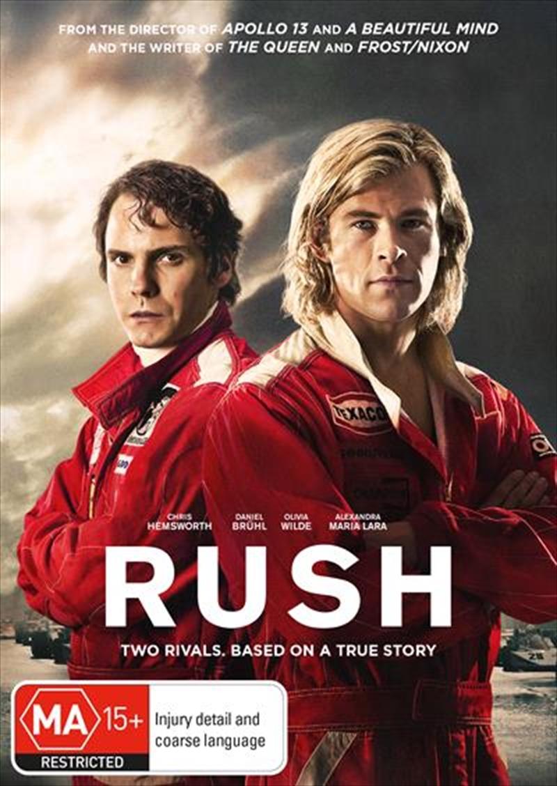 Rush | DVD