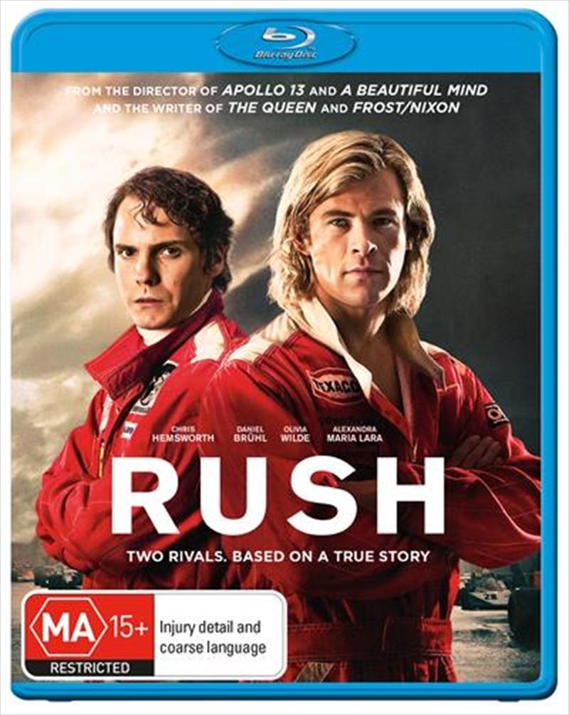Rush | Blu-ray