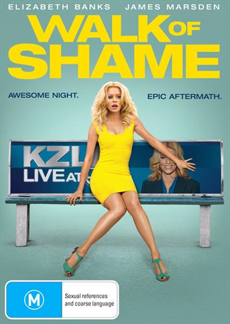 Walk Of Shame | DVD