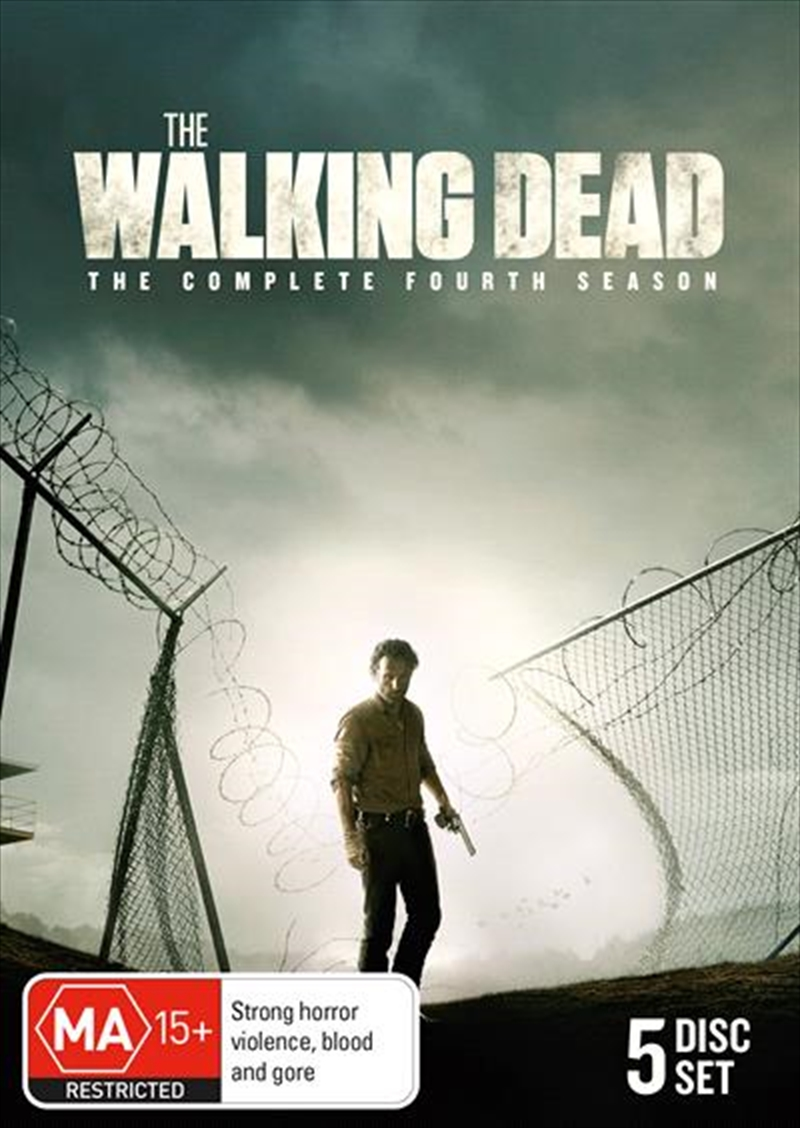 Walking Dead - Season 4, The | DVD