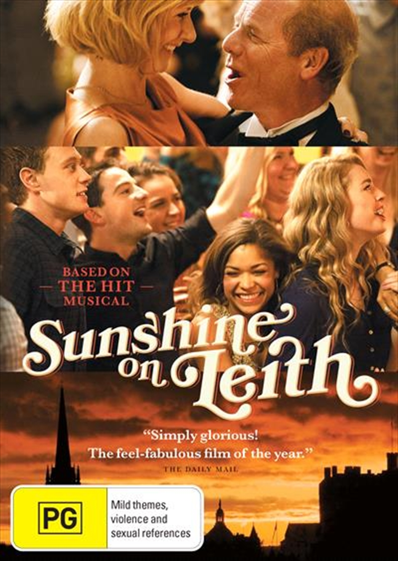 Sunshine On Leith | DVD