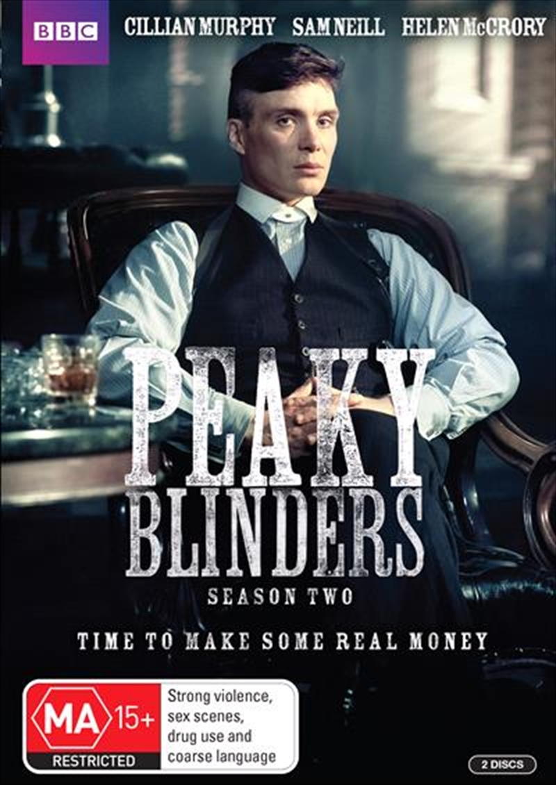 Peaky Blinders - Season 2 | DVD