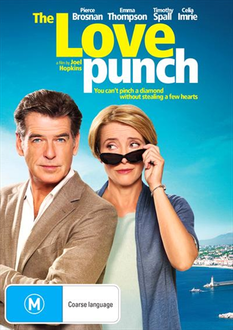 Love Punch, The | DVD