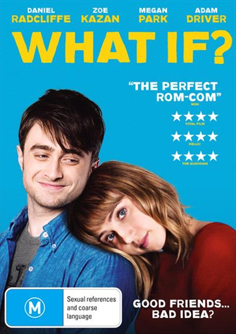 What If | DVD