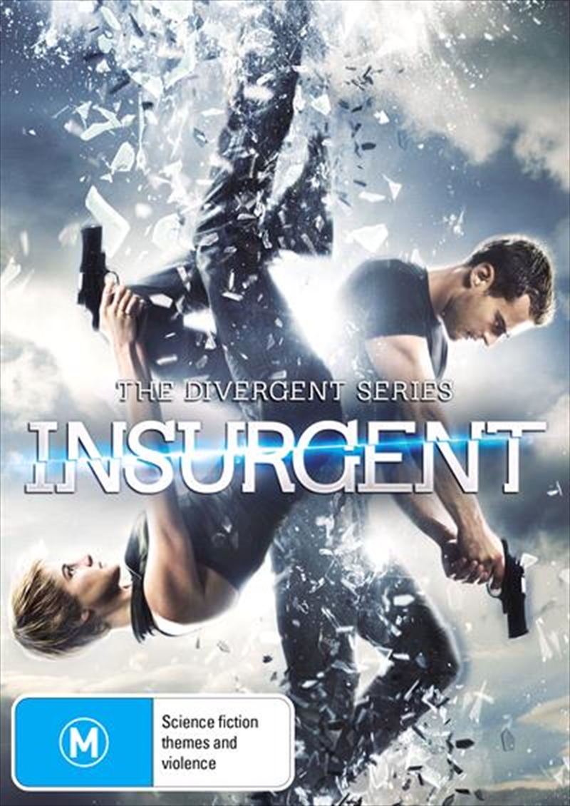 Divergent Series - Insurgent, The | DVD