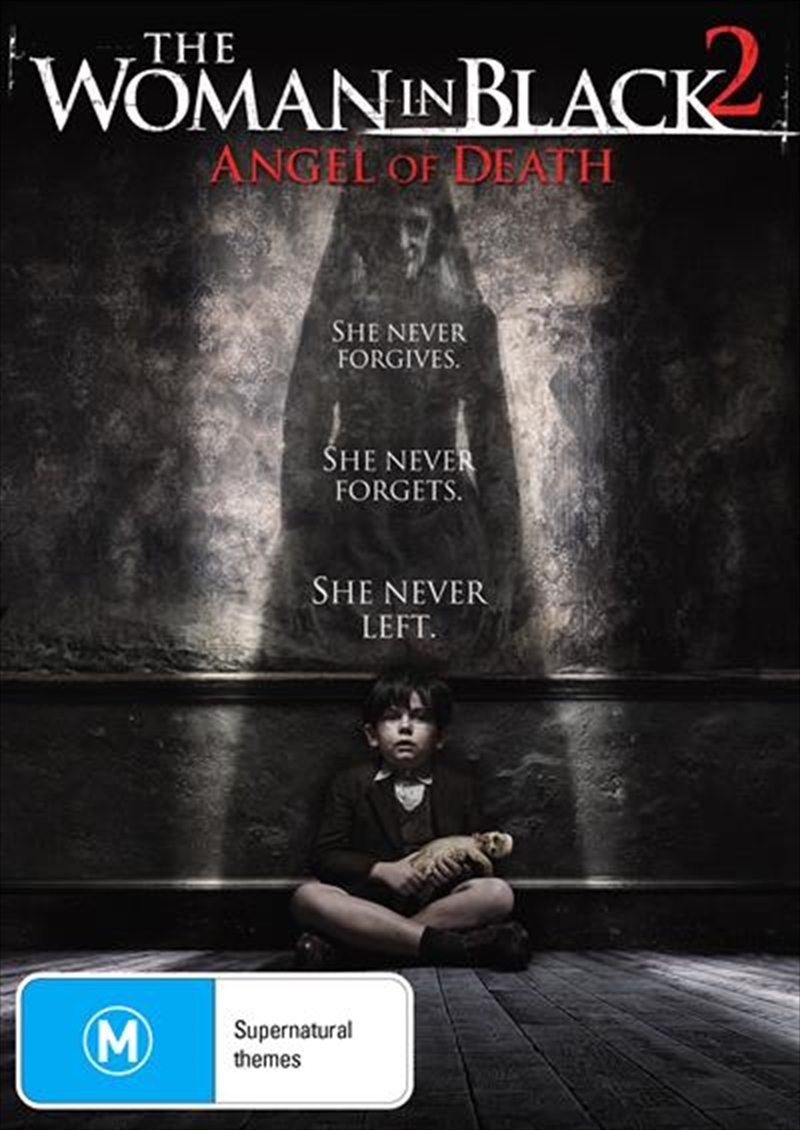 Woman In Black 2 - Angel Of Death, The | DVD