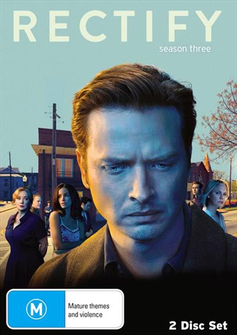 Rectify - Season 3 | DVD