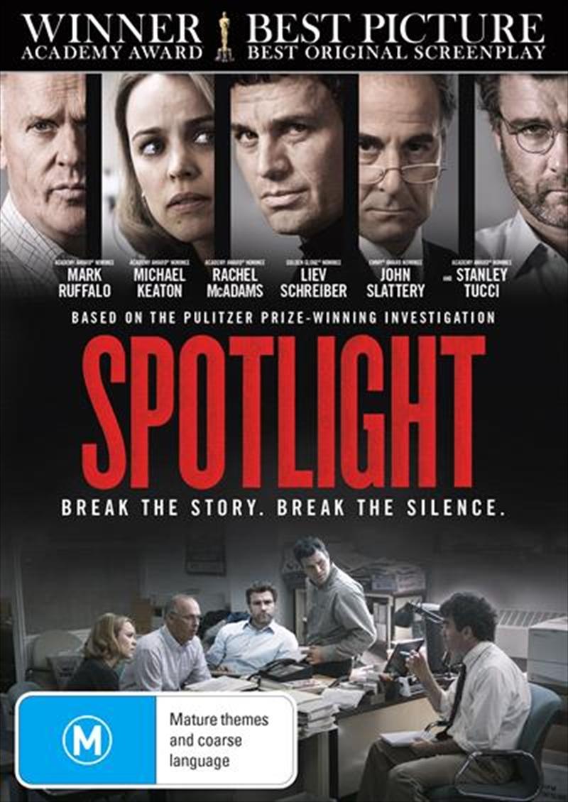 Spotlight | DVD