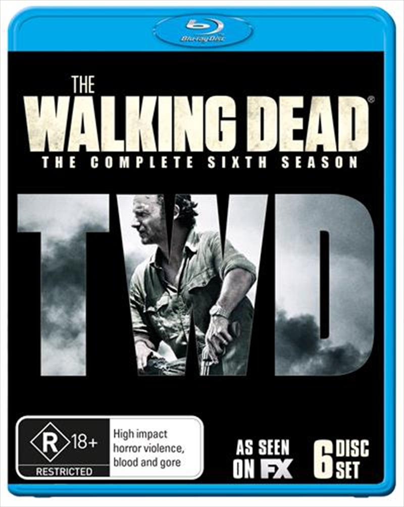 Walking Dead - Season 6, The | Blu-ray