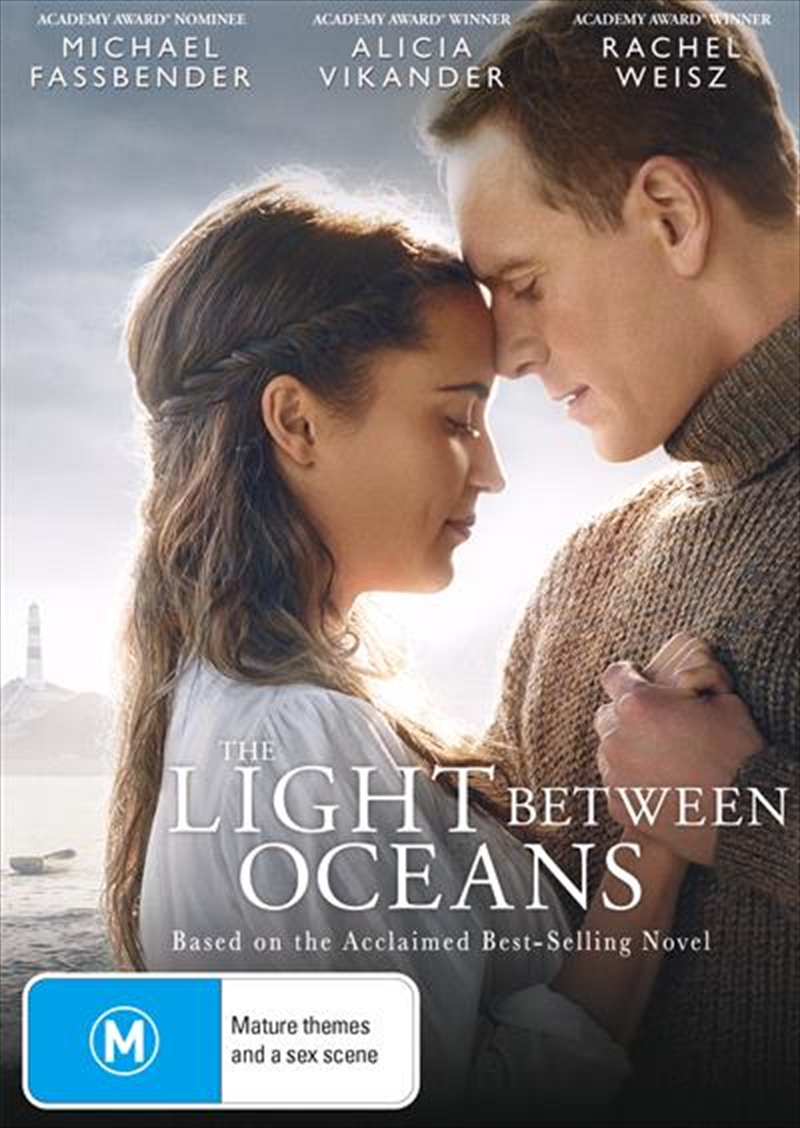 Light Between Oceans, The | DVD