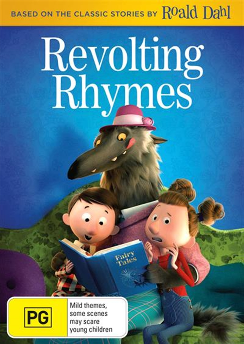 Revolting Rhymes | DVD