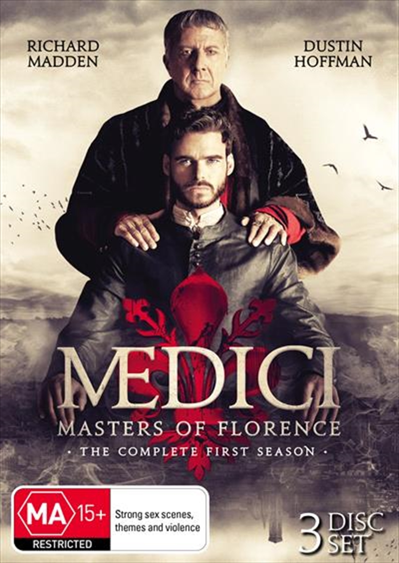 Medici - Masters Of Florence - Season 1 | DVD