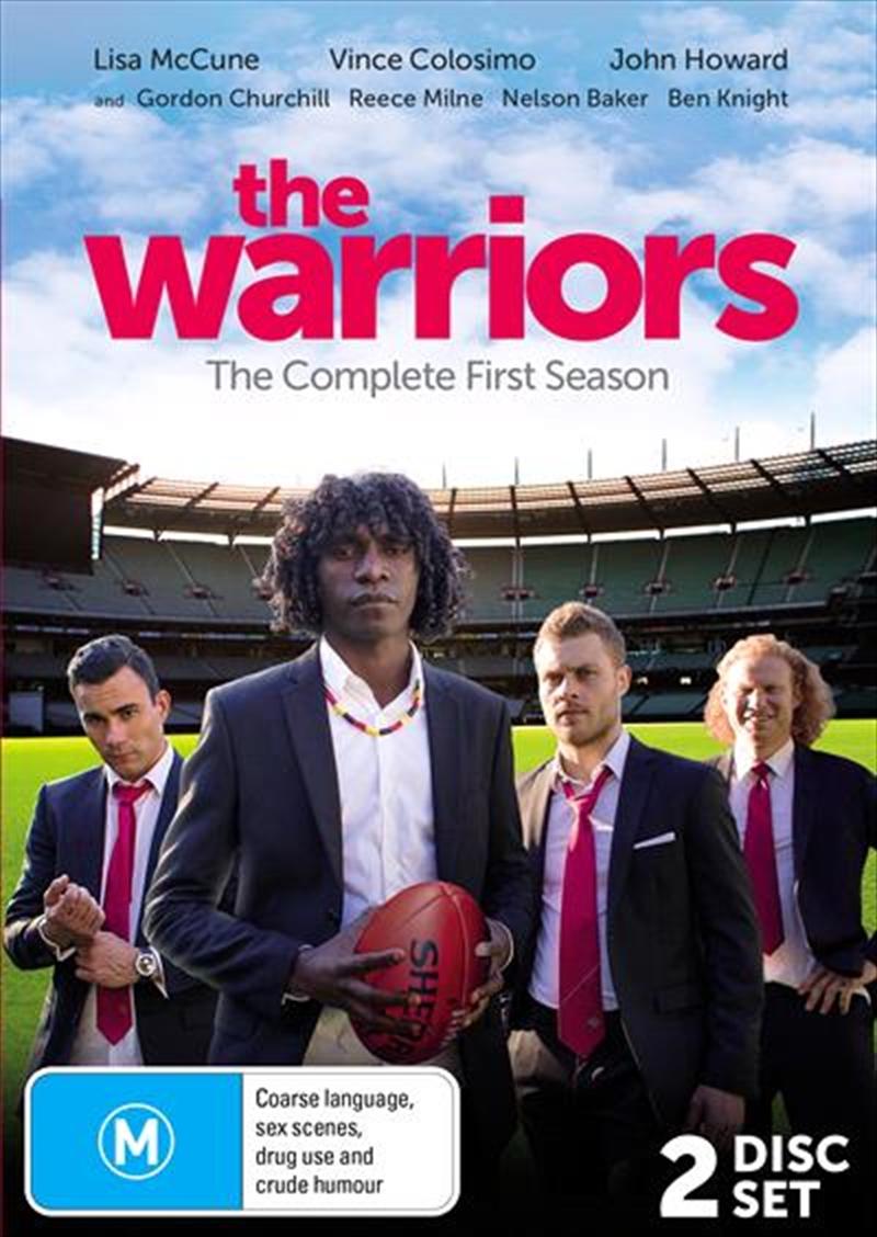 Warriors - Season 1, The | DVD