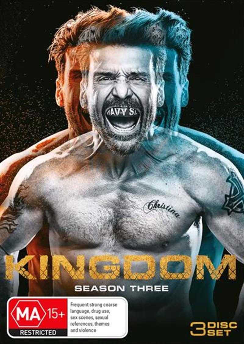 Kingdom - Season 3 | DVD