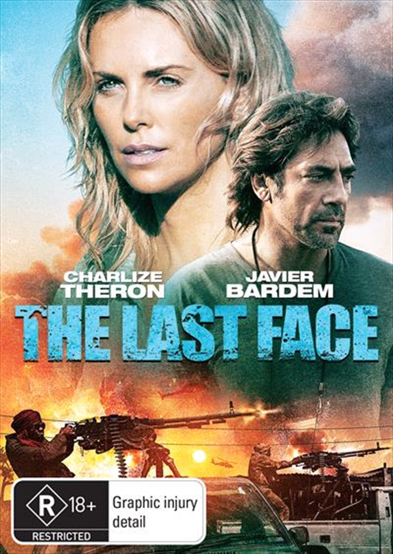 Last Face, The | DVD