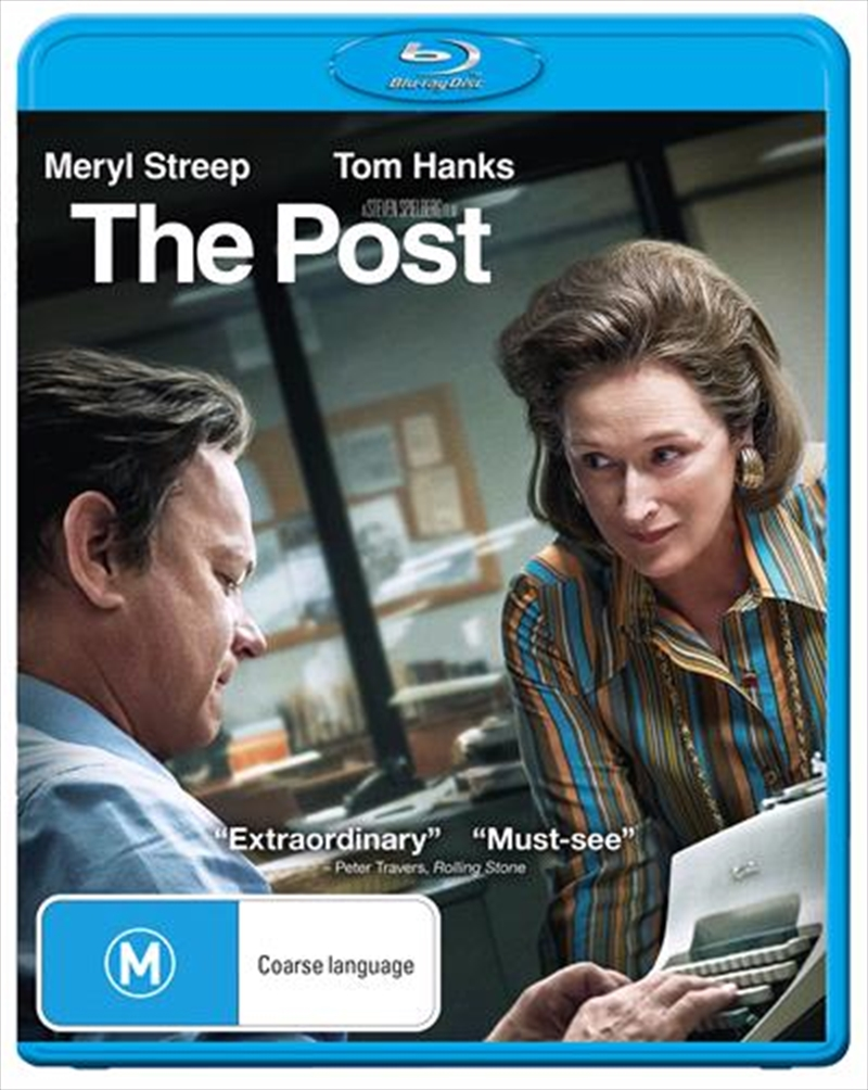 Post, The | Blu-ray