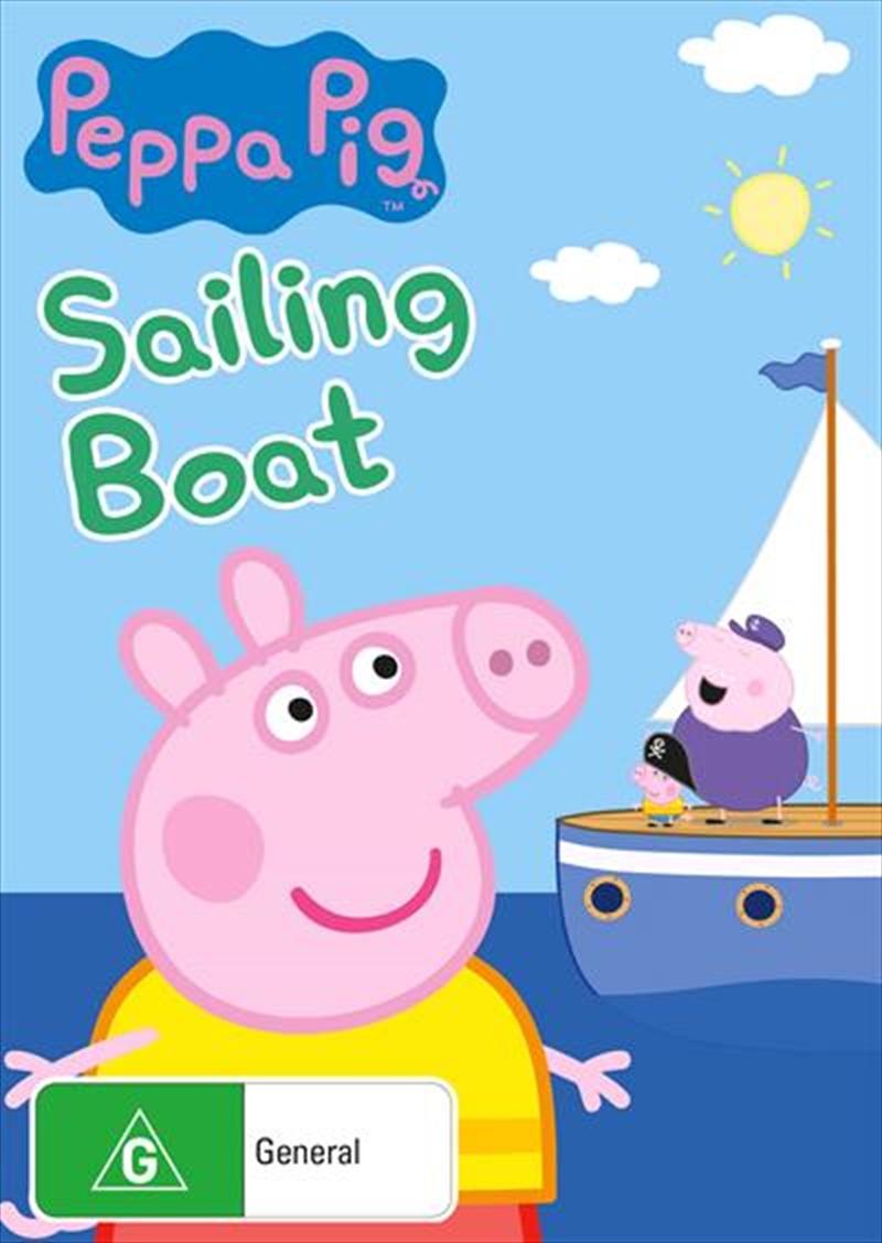 Peppa Pig - Sailing Boat | DVD