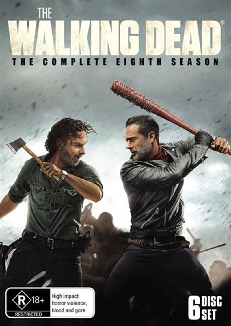 Walking Dead - Season 8, The | DVD