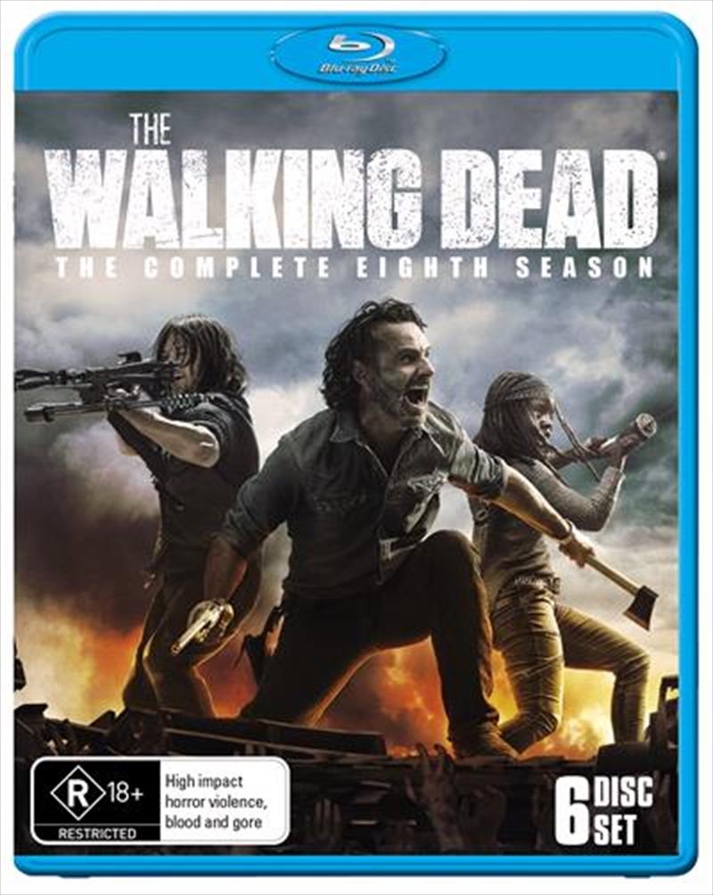 Walking Dead - Season 8, The | Blu-ray