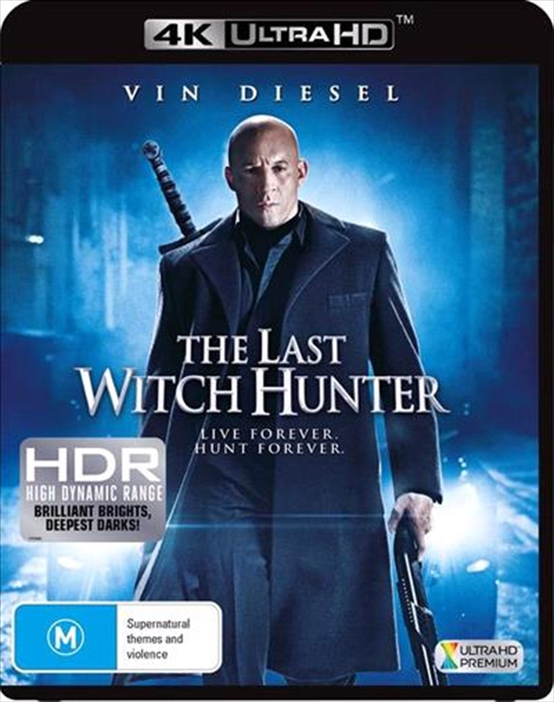 Last Witch Hunter, The | UHD