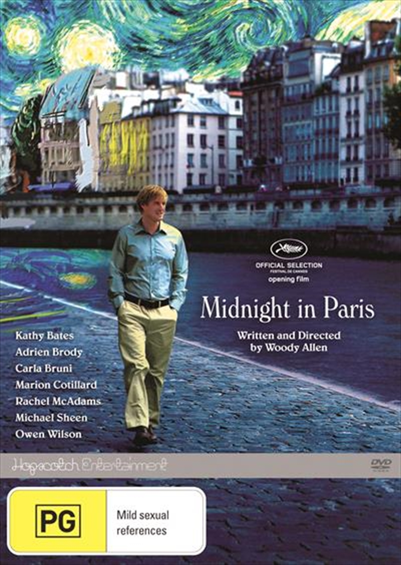 Midnight In Paris | DVD