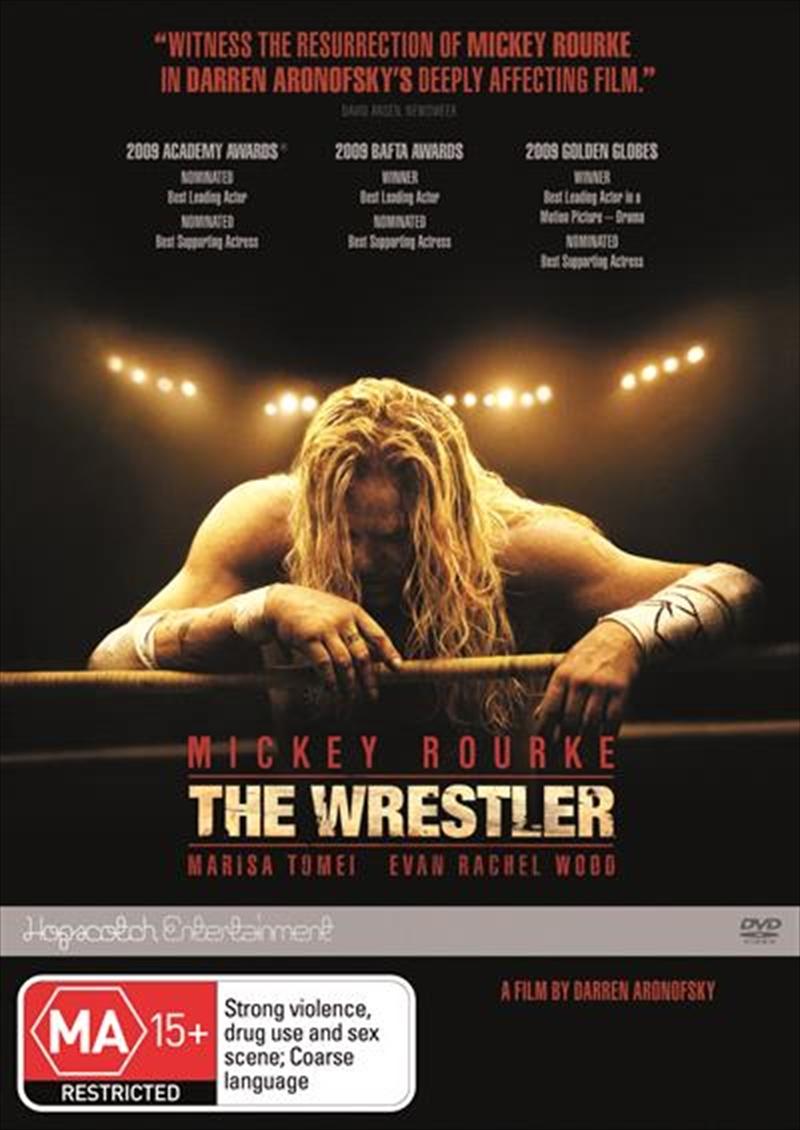 Wrestler, The   DVD