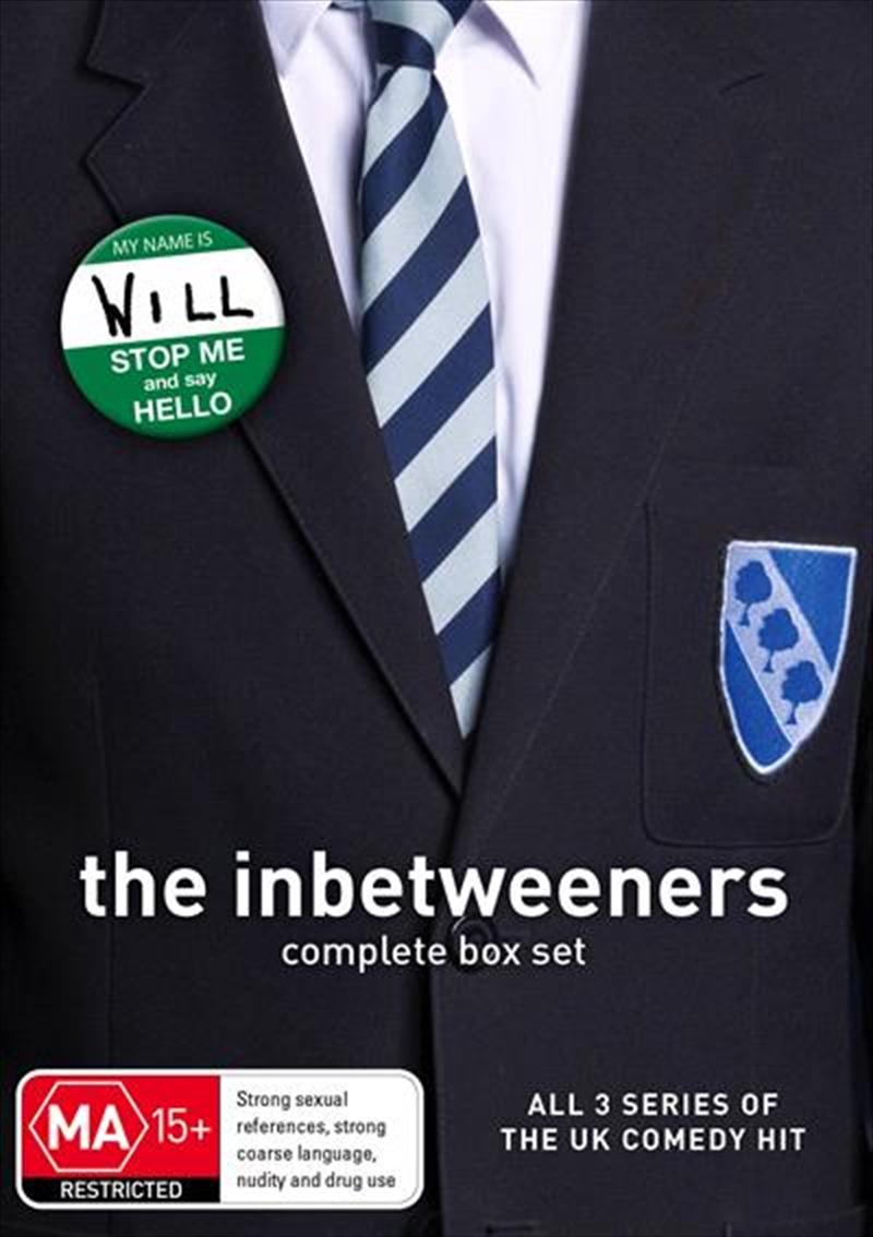 Inbetweeners - Series 1-3 | Boxset, The | DVD