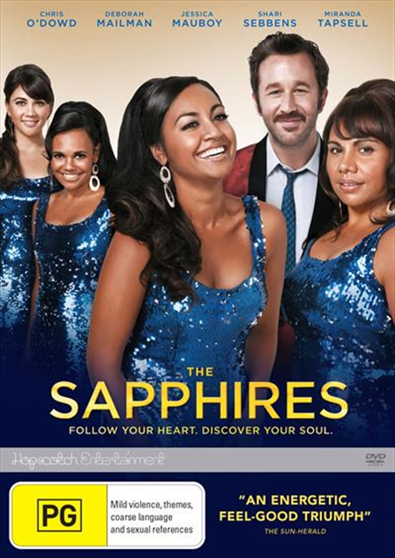 Sapphires, The | DVD
