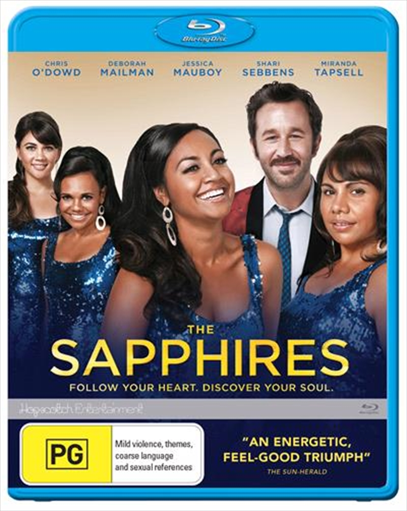 Sapphires, The | Blu-ray