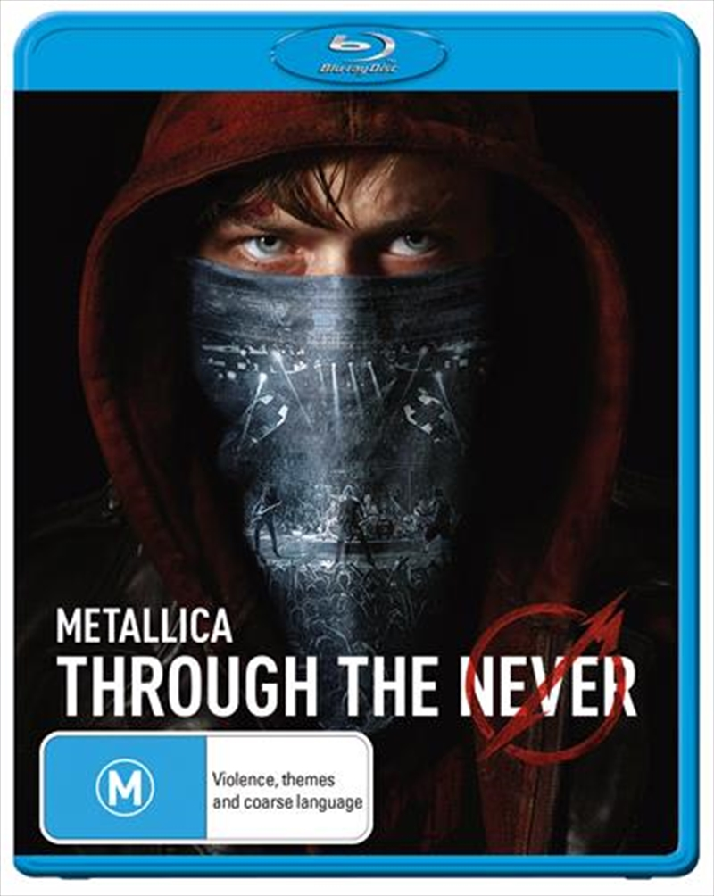 Metallica - Through The Never | Blu-ray