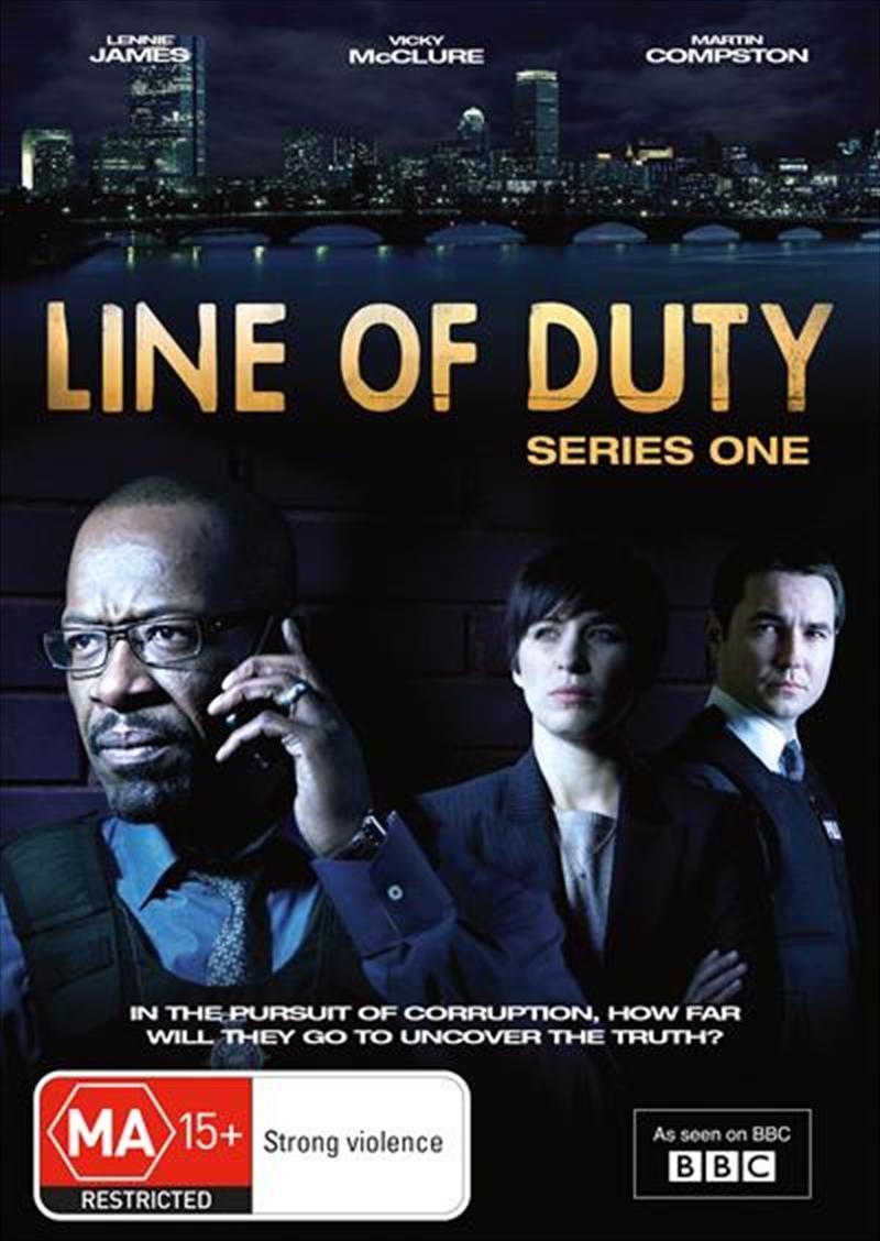 Line Of Duty - Season 1 | DVD