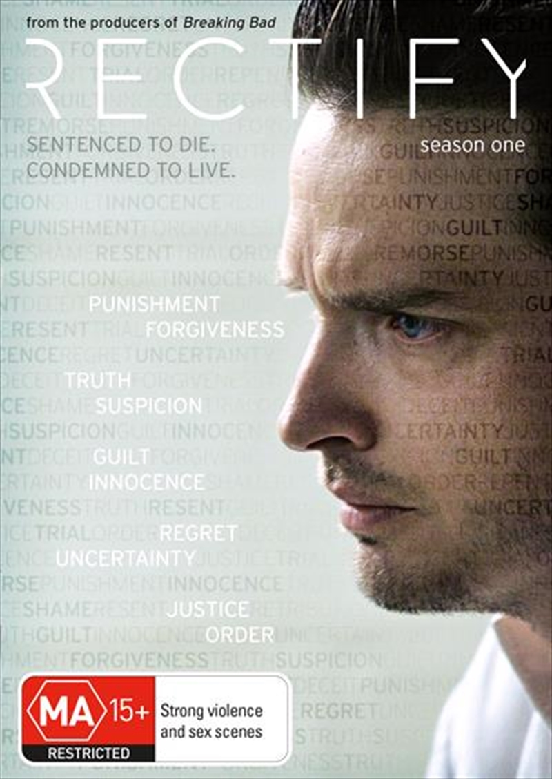 Rectify - Season 1 | DVD