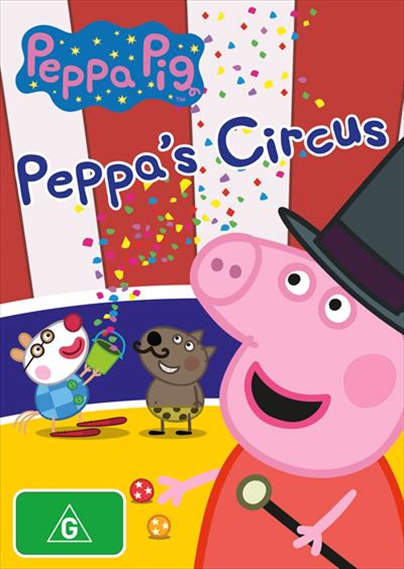Peppa Pig - Peppa's Circus | DVD