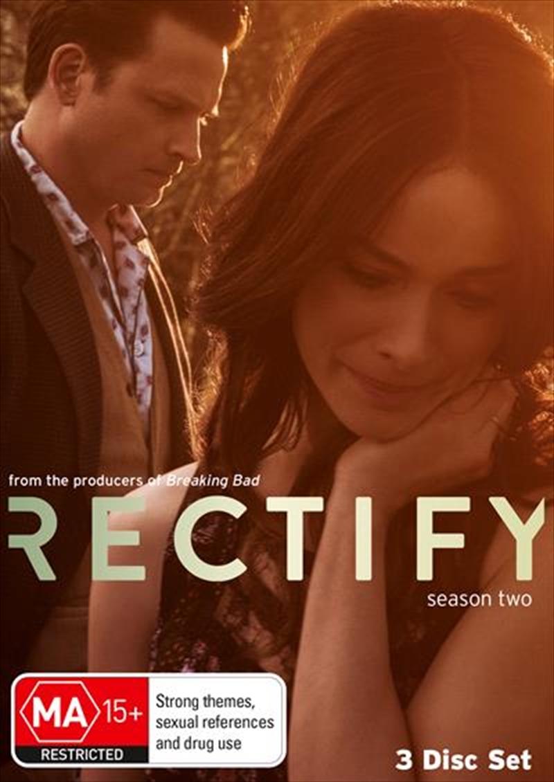 Rectify - Season 2 | DVD