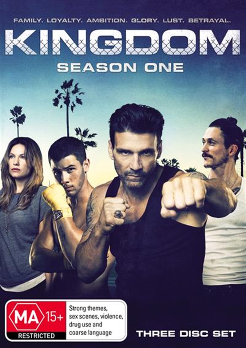 Kingdom - Season 1 | DVD