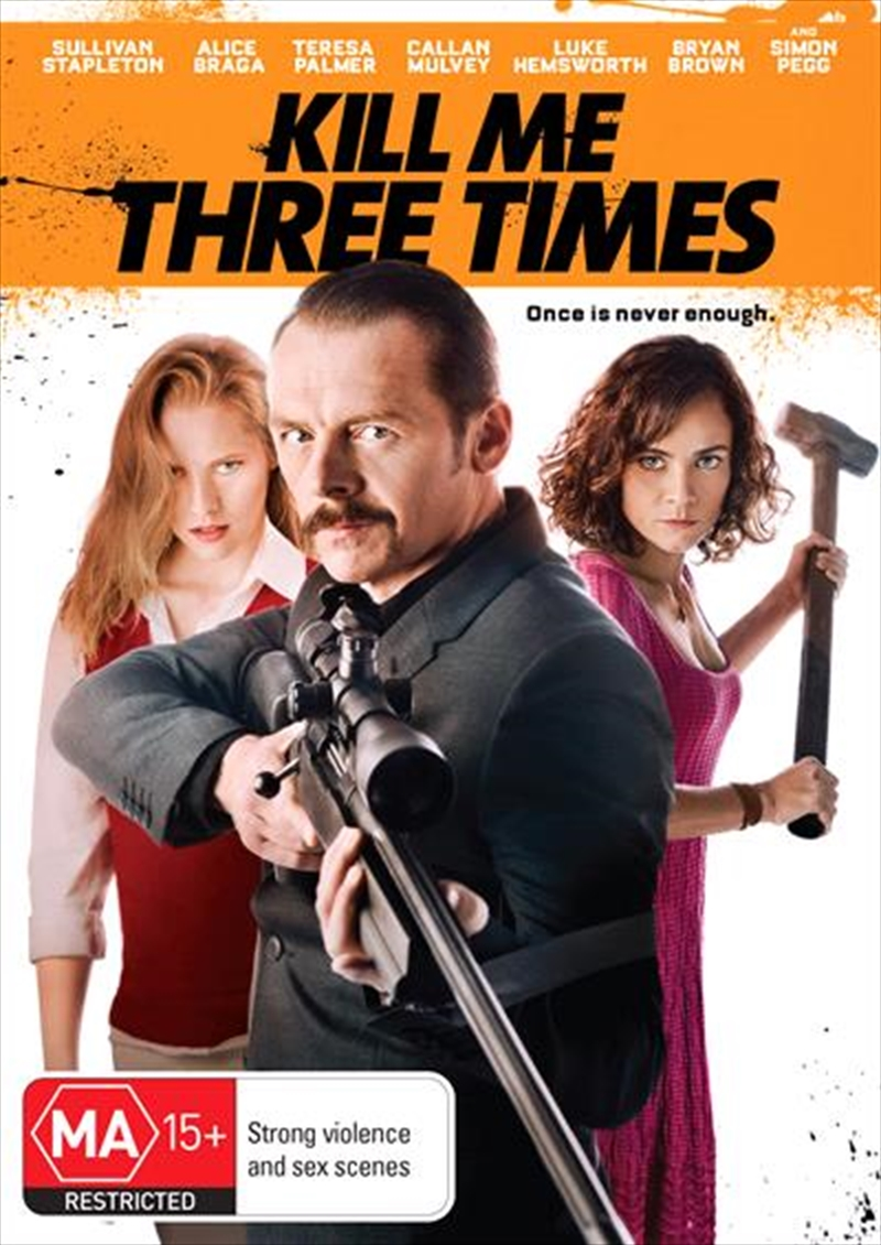 Kill Me Three Times | DVD