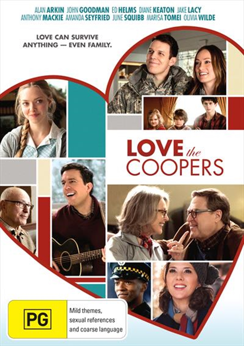 Love The Coopers | DVD