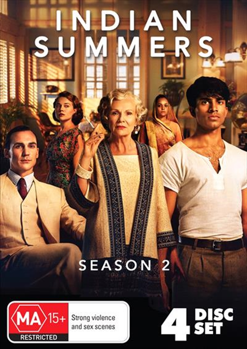 Indian Summers - Season 2 | DVD