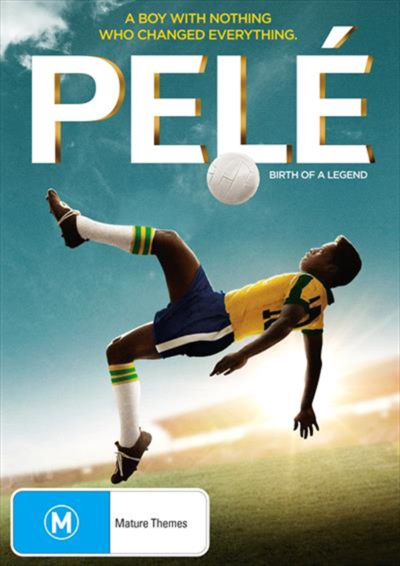 Pele - Birth Of A Legend | DVD