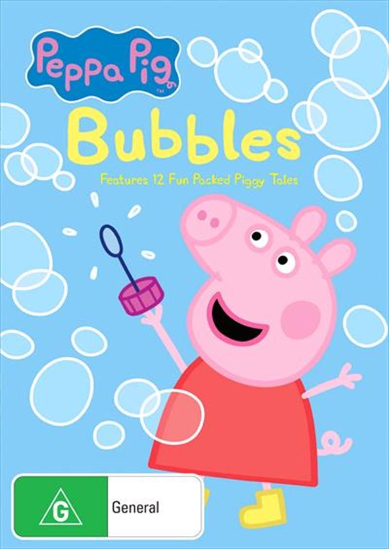 Peppa Pig - Bubbles | DVD