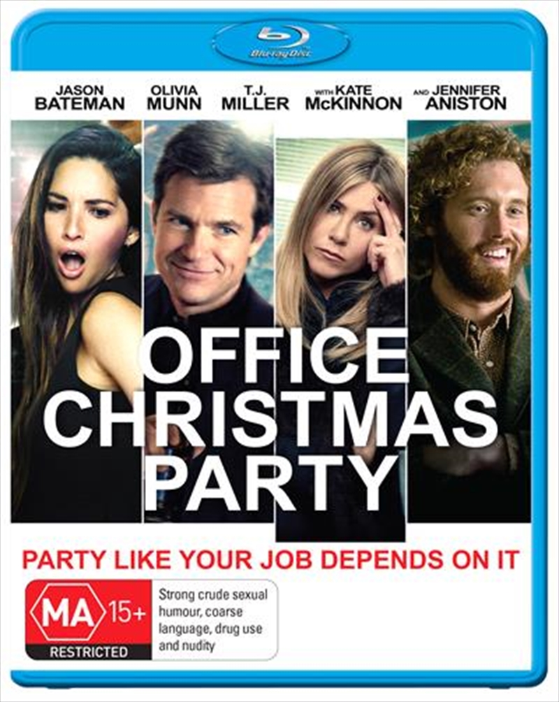 Office Christmas Party | Blu-ray
